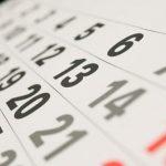 El comienzo de las Vacaciones y los feriados de fin de año