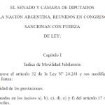 Texto Proyecto de ley de la Reforma Previsional