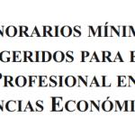 CPCECABA Incremento de los honorarios mínimos sugeridos