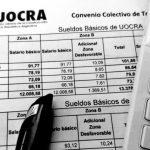 UOCRA liquidación de sueldos Abril 2018