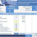 Empleados de Comercio: liquidación sueldo Abril 2018 | aumento del 10%