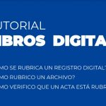 tutorial rubrica libros digitales sas