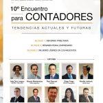 10º Encuentro para Contadores. Tendencias actuales y futuras