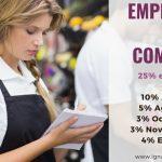 Empleados de Comercio; ¿Cuándo se cobran los próximos aumentos?