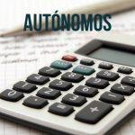 Autónomos: valores vigentes desde Diciembre 2018