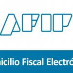 AFIP: últimos días para constituir el «Domicilio Fiscal Electrónico»