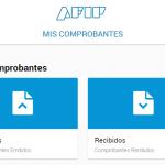AFIP habilitó «Mis Comprobantes» que informa los comprobantes recibidos por cada contribuyente
