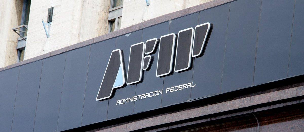 """AFIP: Manual de """"Ayuda"""" para presentar el F 1357 (ex F649)"""