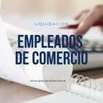 Empleados de Comercio: liquidación Enero 2019 [Incremento Salarial 7%]