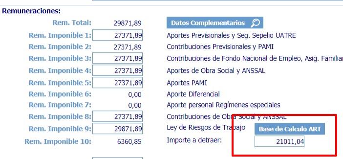 La liquidación de las vacaciones y mínimo a detraer ¿$7003,68 o $21.011,04?