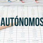 Autónomos: valores vigentes desde Marzo 2020