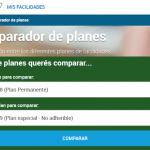 Comparador de Planes de pago de de AFIP
