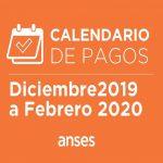 Calendario de Pago Anses Asignaciones